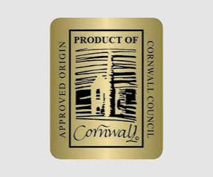 Product of Cornwall